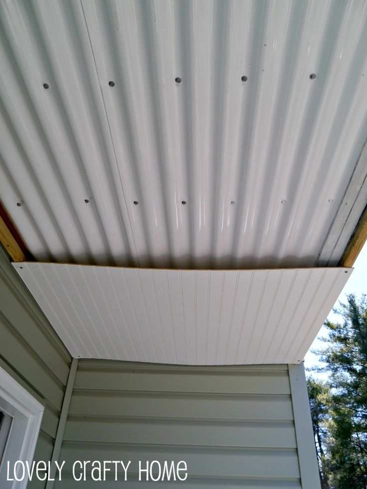 Under Deck Ceiling Continued Love The Look Of The