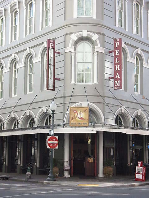 Three Sisters Restaurant New Orleans