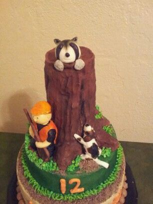 Hunters And Cakes On Pinterest