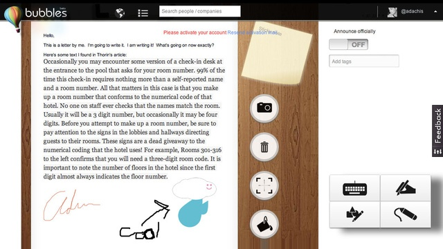 Ipad Art App Demonstrations