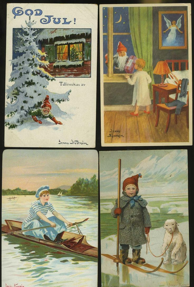 Edward Gorey Christmas Cards