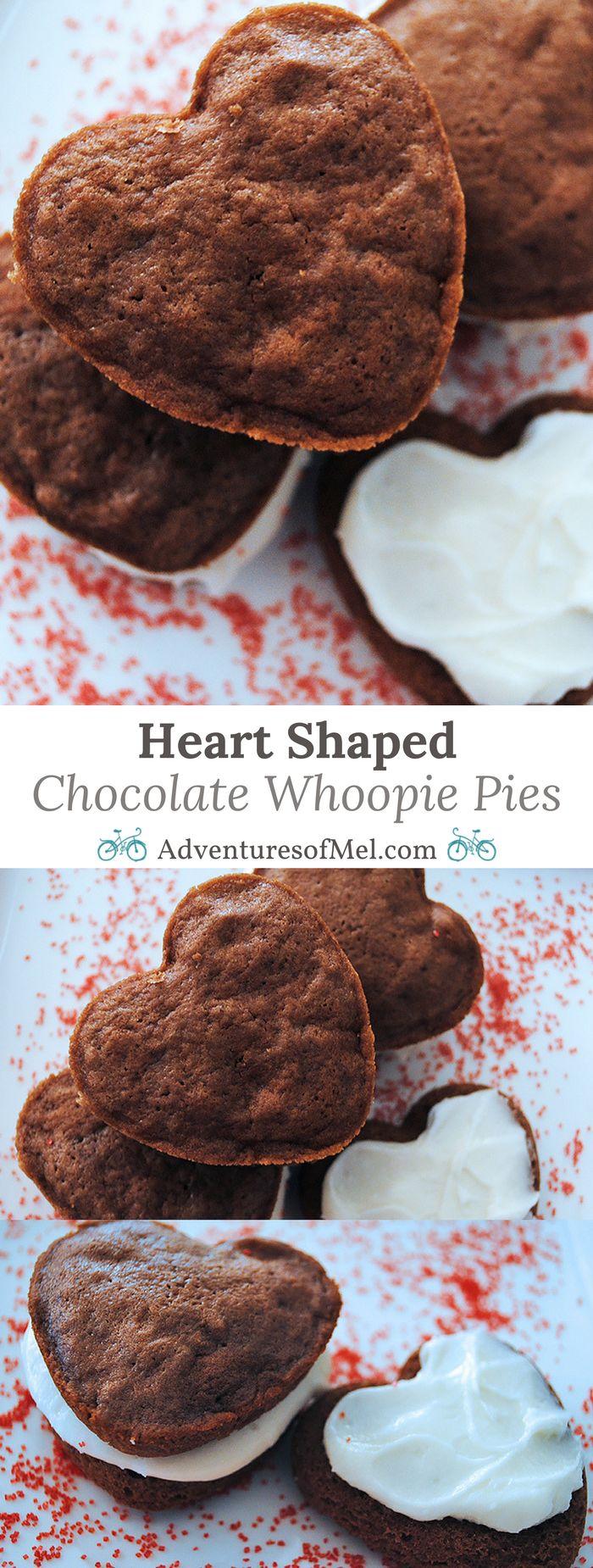 Whoopie Pie Shapes