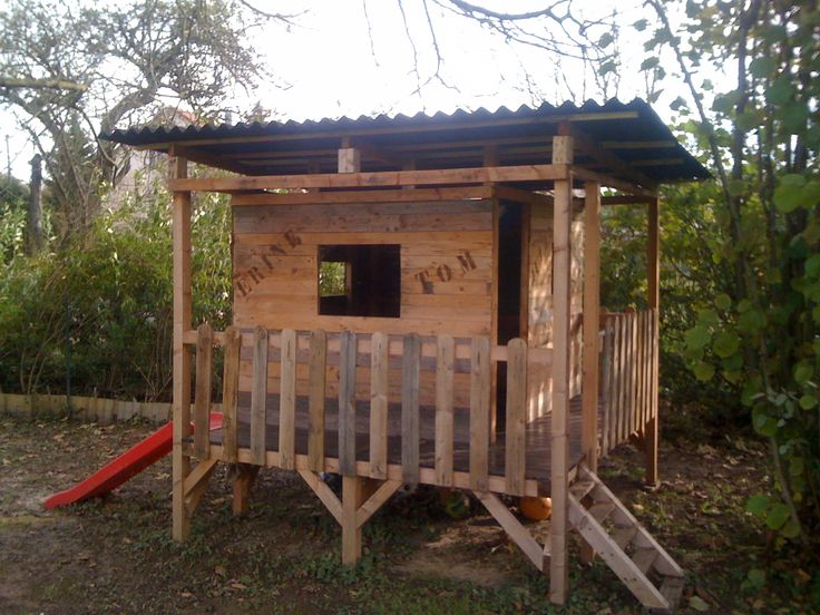 Raised Garden Out Pallets