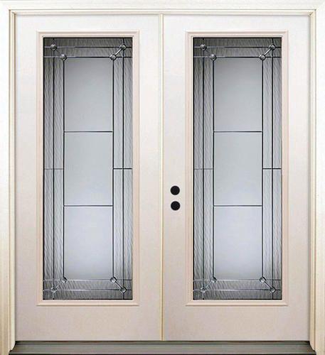 Mastercraft 72 Quot X 80 Quot Steel Full Lite French Patio Door W
