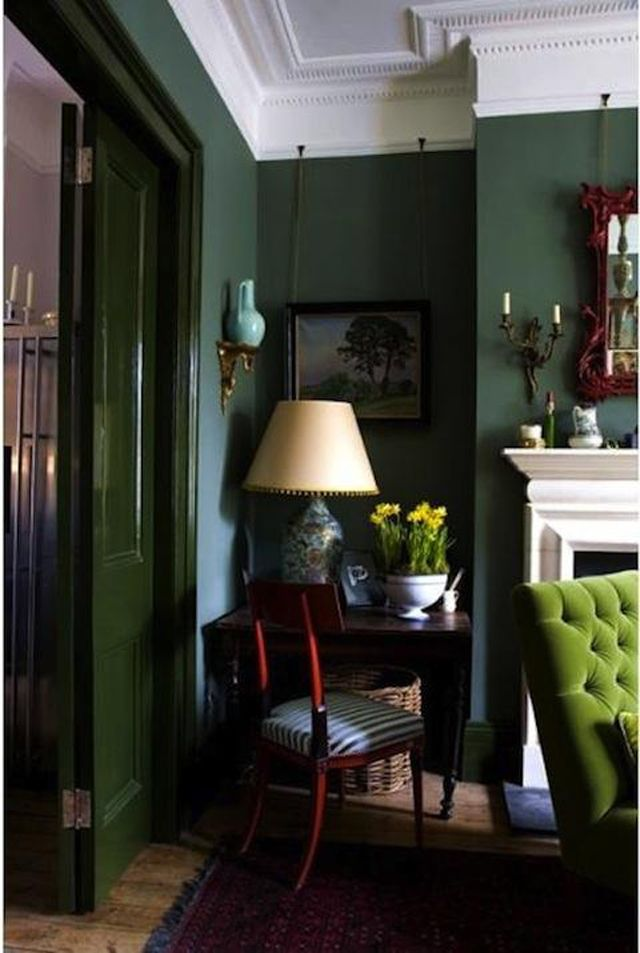 Interior Historical Paint Benjamin Moore