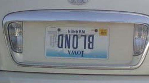 6 Letter License Plate Ideas