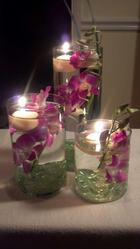 Candles Keep Bugs Away