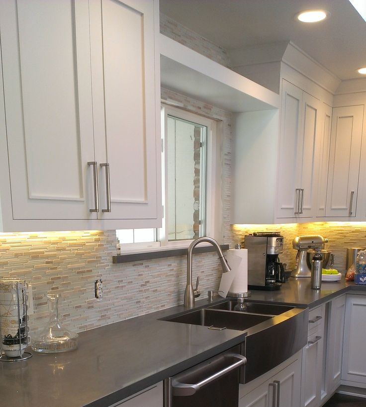 Ceramic Tile Backsplash Design Ideas