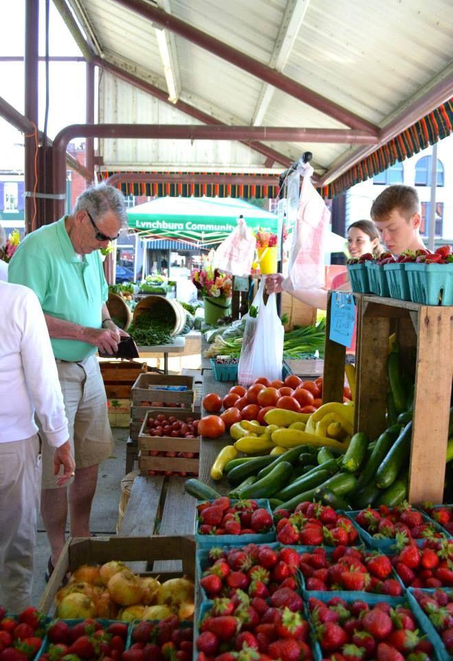 Fresh Market Lynchburg Va Hours