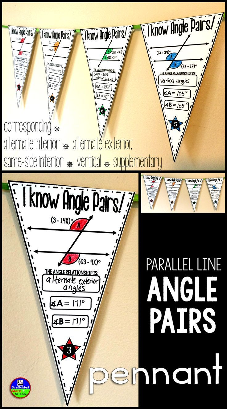 Alternative Interior Angles