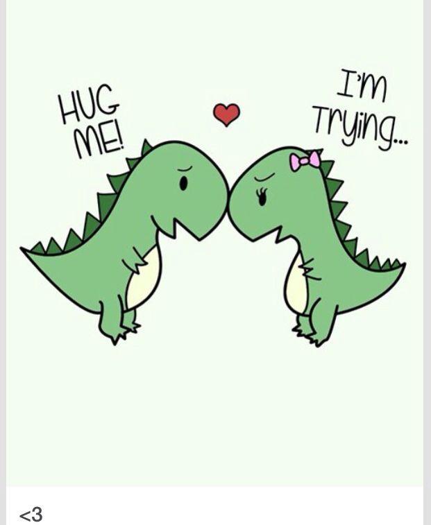 T Rex I Love You Much