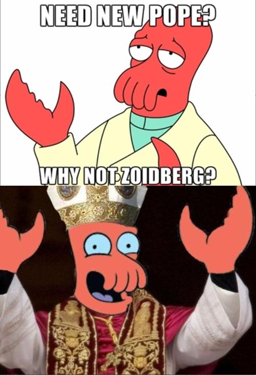 Memes Zoidberg Why Not Funny