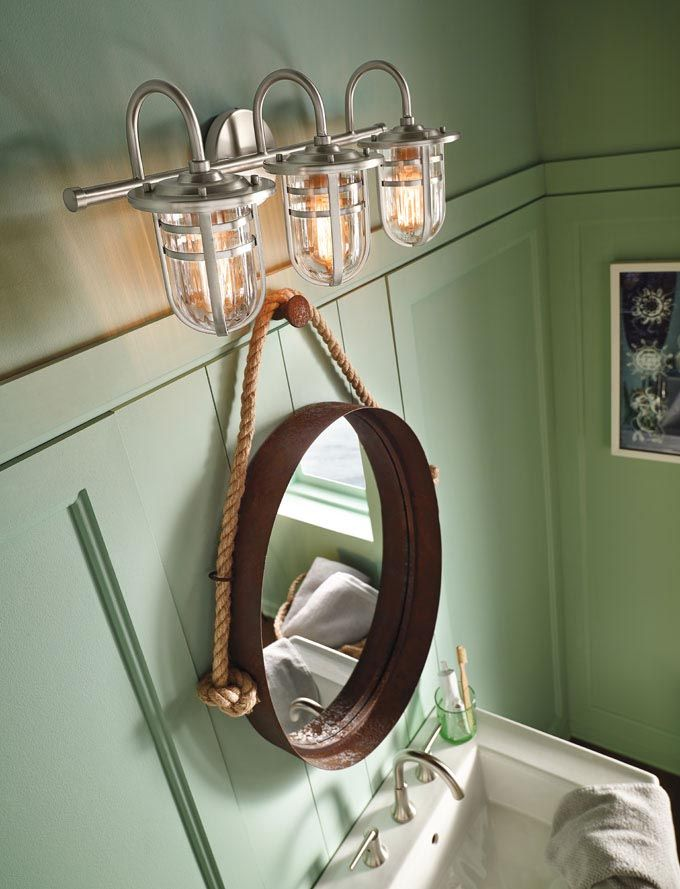 Nautical Bathroom Lighting