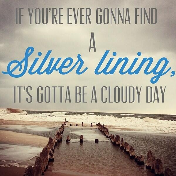 Finding Silver Lining Quotes