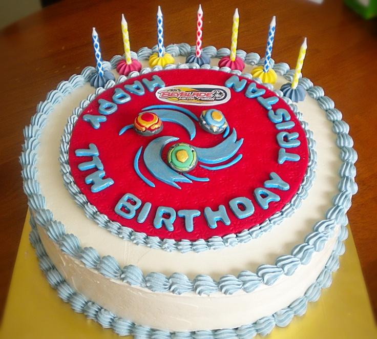 Beyblade Birthday Ideas