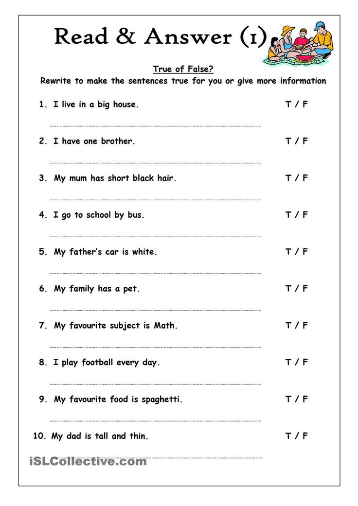 Fact Africa Food Worksheets