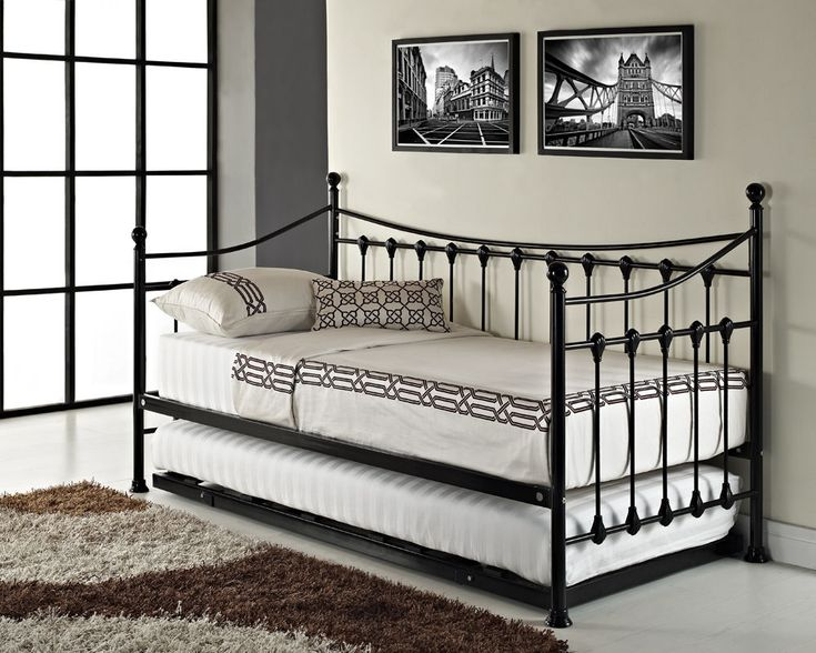 Inexpensive Metal Trundle Beds