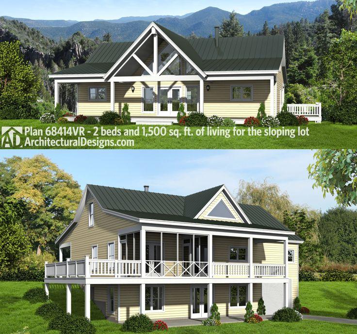Left Side Garage Ranch Homes Floor Plans