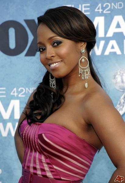 Keshia Knight Pulliam Delta Sigma Theta