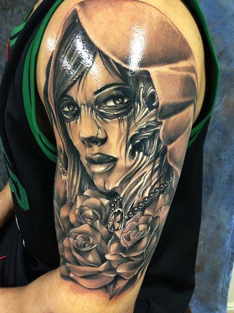 Portfolio Tattoo Oliver Peck