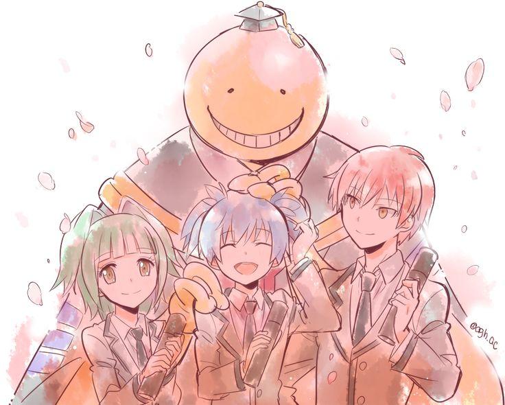 Karma Akabane X Reader Lemon