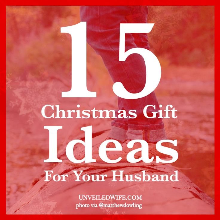 Good Ideas Christmas Husband