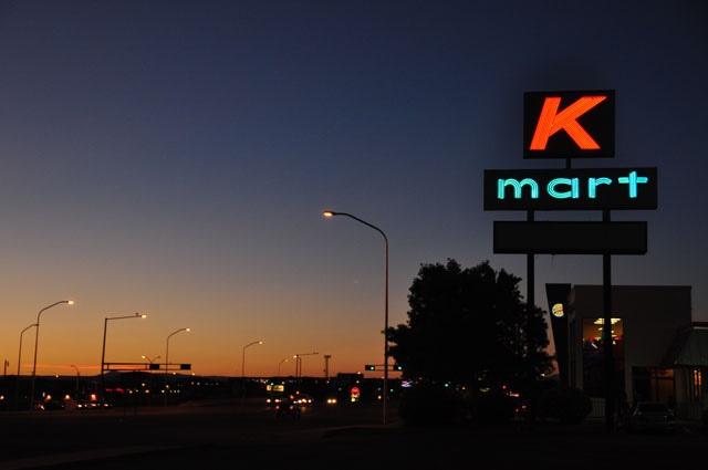 Light Kmart Blue Special