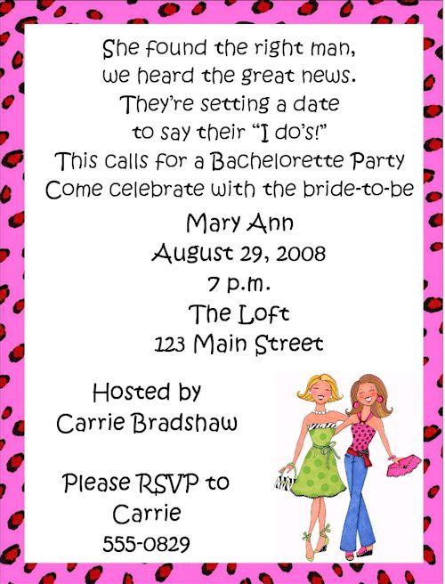 Inexpensive Bridal Shower Invitations
