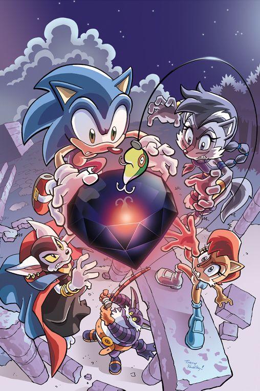 Sonic Hedgehog Breezie Adventure