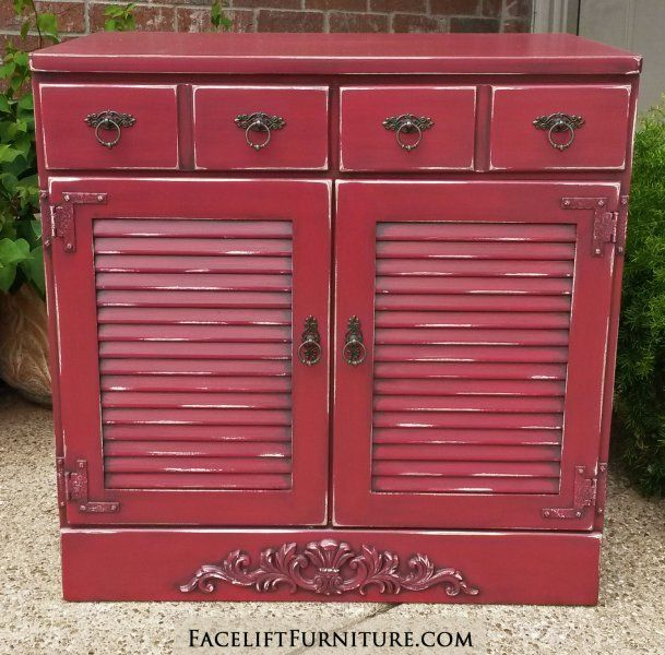 Hutches Cabinets Amp Buffets Painted Glazed Amp Distressed