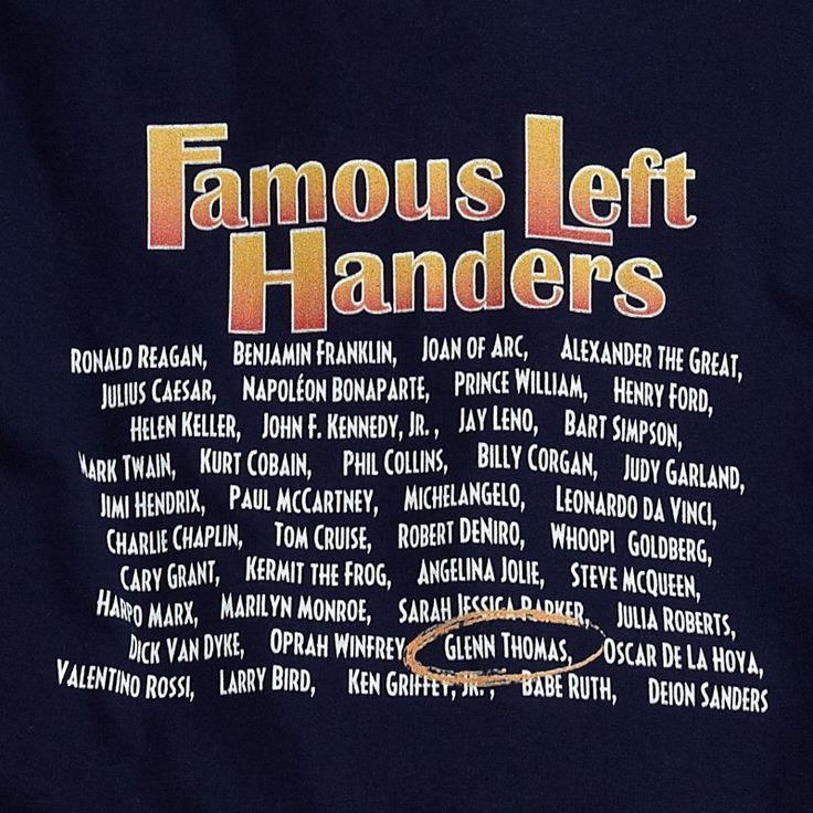 Left Handed People Evil