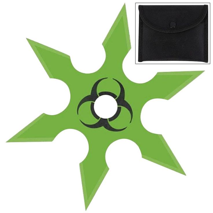 Set Of 3 6 5 Star Throwing Knives