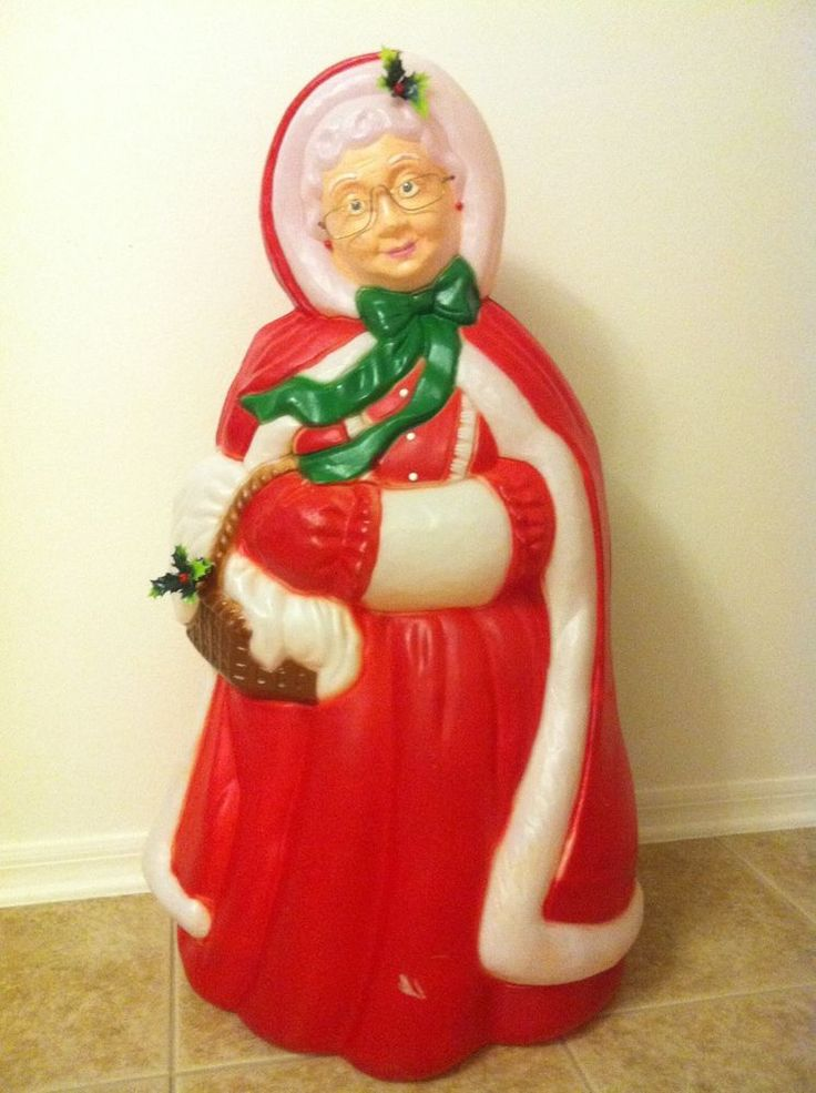 Mrs Claus Night Christmas