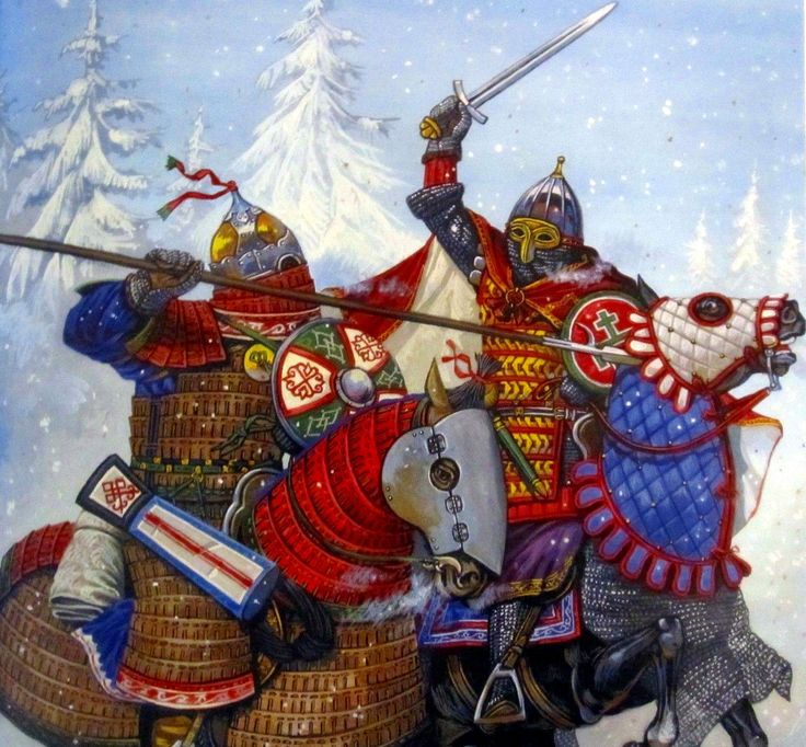 Invade Tartars Russia