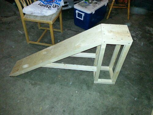 39 Awesome Dog Ramp For Bed Images Dog Stuff Pinterest