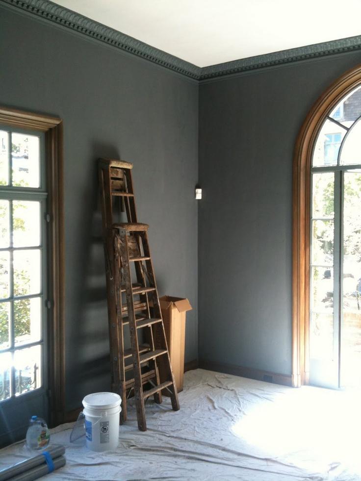 Wall Colors Trim Wood