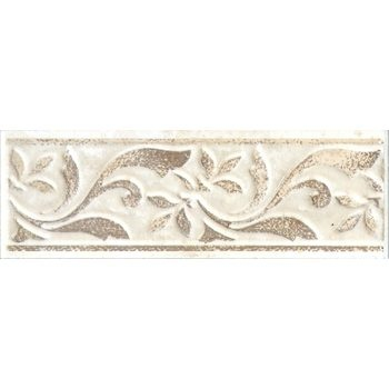 Tuscany Leaf Listello Ceramic Border Tiles Ceramic