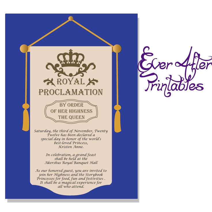 Personalized Bday Invitations