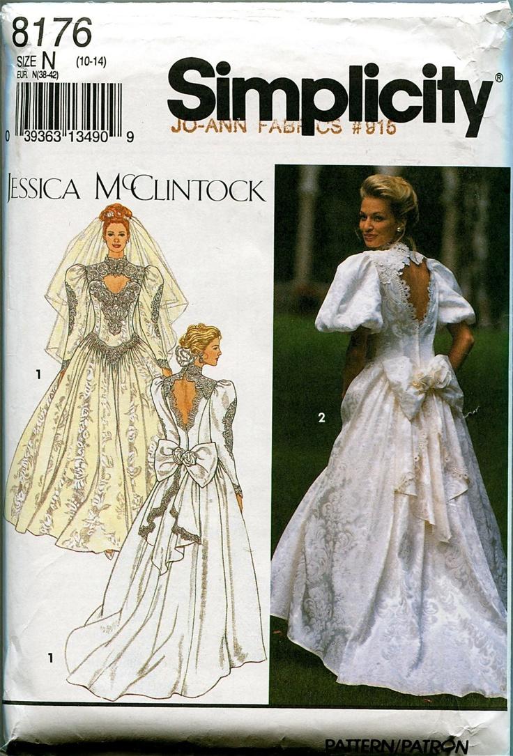 Jessica Mcclintock Wedding Dress Keyhole