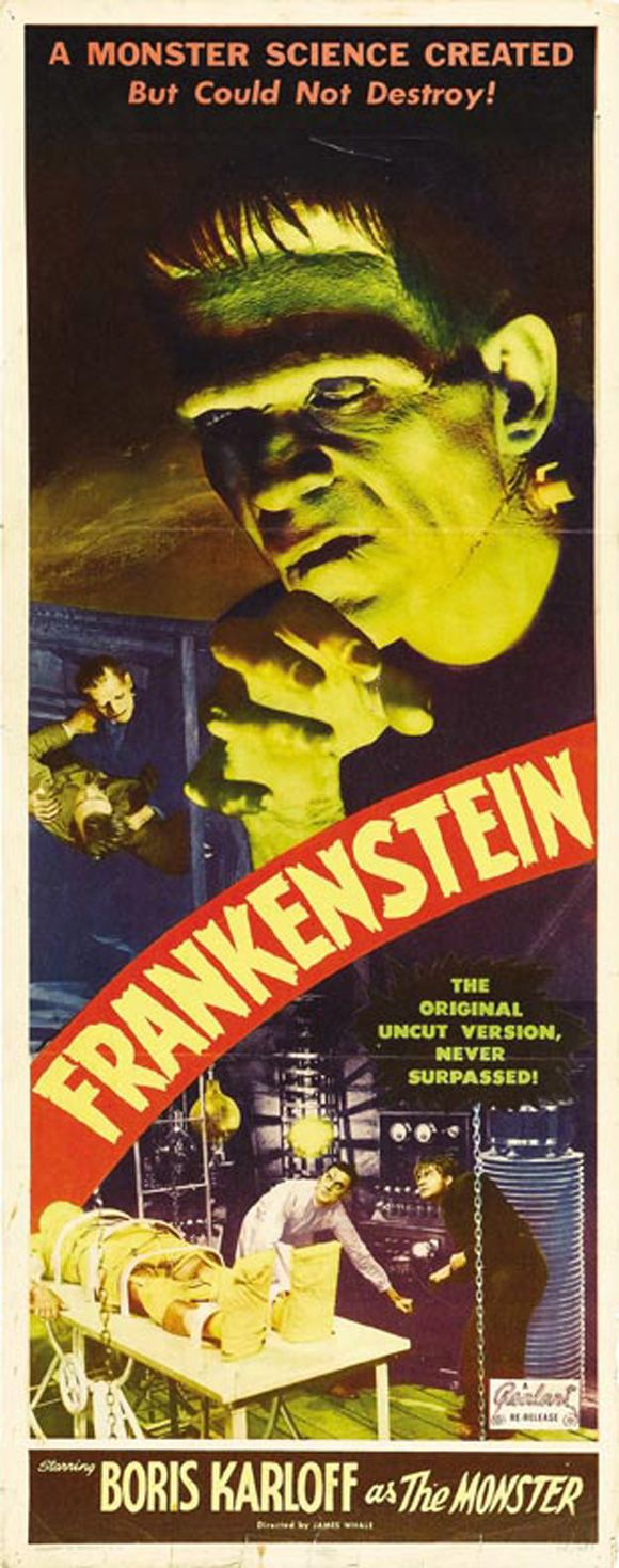 1000+ images about Frankenstein (1931) on Pinterest ...