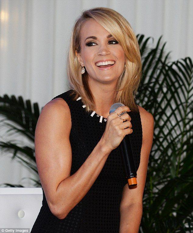 Carrie Underwood Pedigree