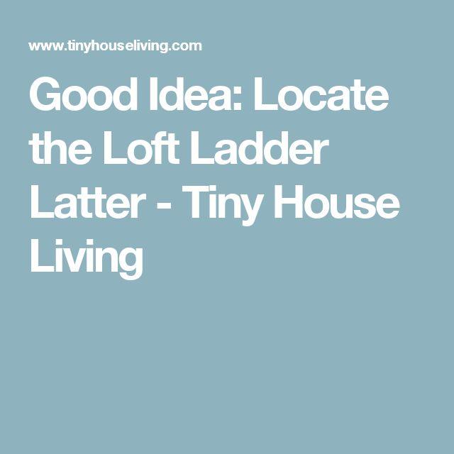 Loft Stairs Ladder Cabin