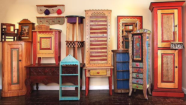 Creations Shoestring Furniture