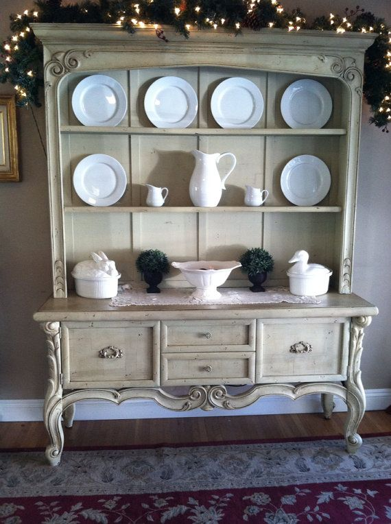 French Country Decor Dining Room