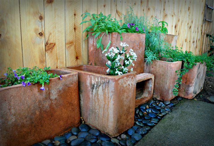 Terracotta Planter Dish