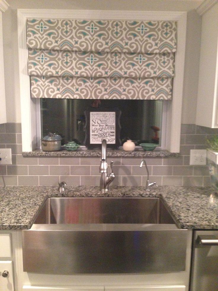 Kitchen Window Curtain Styles