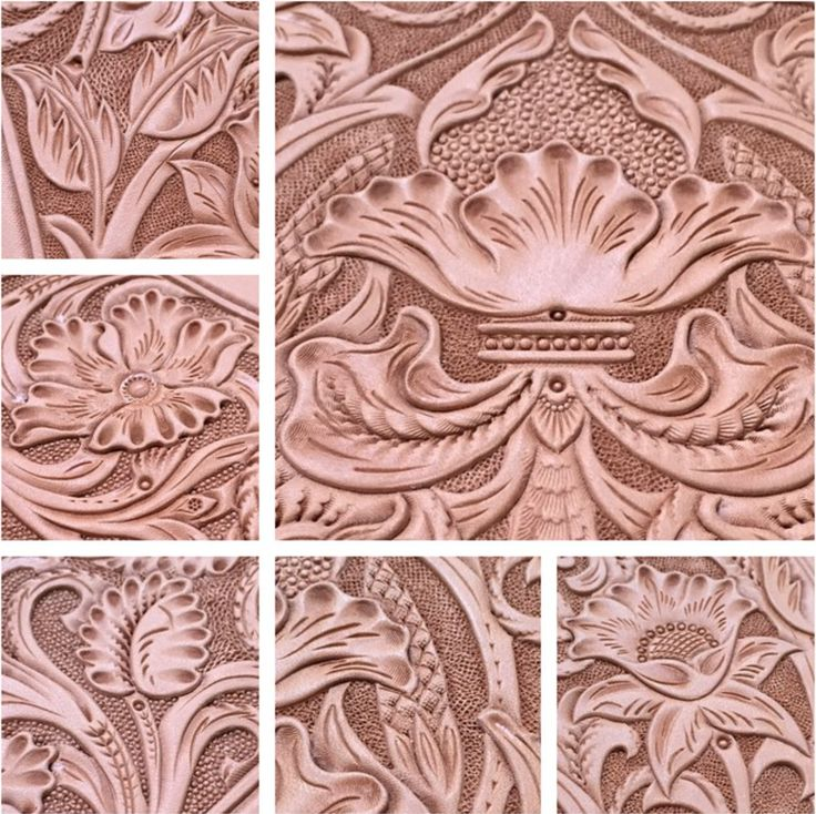 Tooling Sheridan Leather Patterns