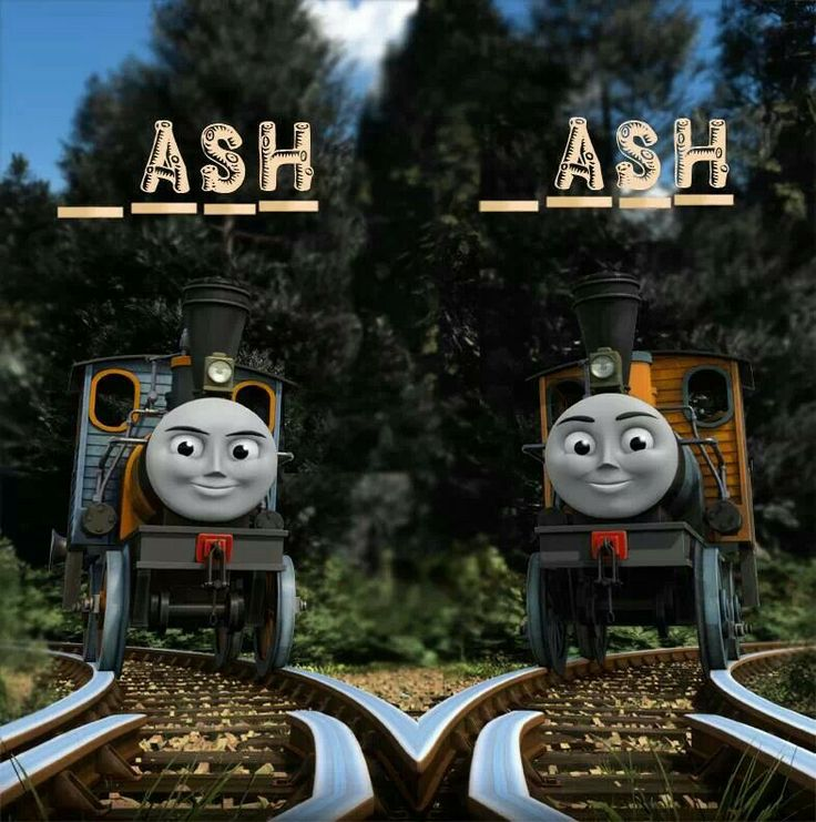 Can You Tell Who S Bash And Dash I ♡ Thomas Amp Friends