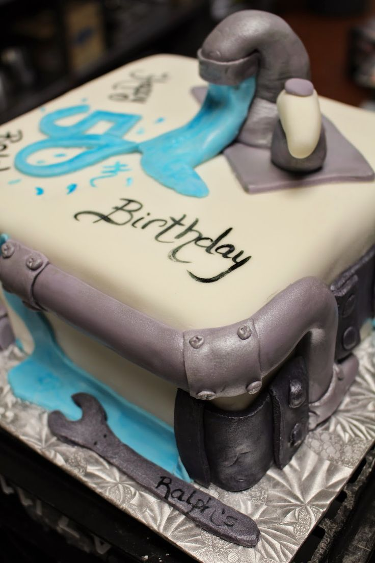 47 Best Images About Birthday Cakes For Adults On Pinterest