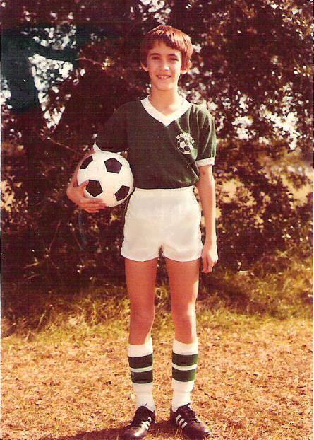 Soccer Boy Shorts 1970s